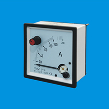 -3#Ammeter With Selector Switch